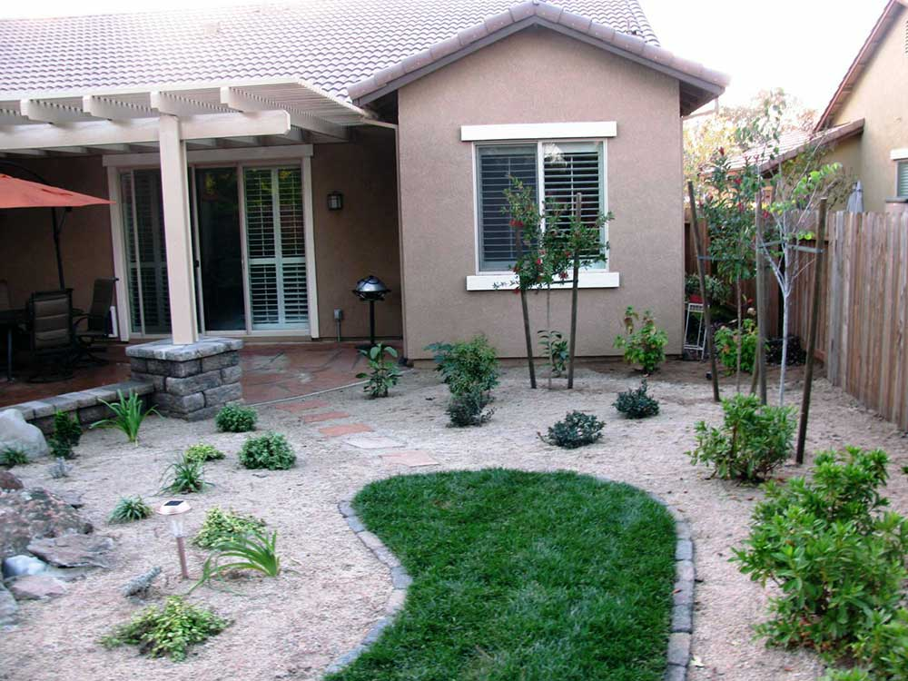 Backyard Renovation Sacramento After 7