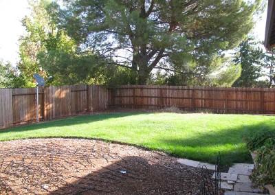 Backyard Renovation Sacramento - Before (6)
