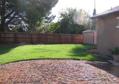 Backyard Renovation Sacramento - Before (7)