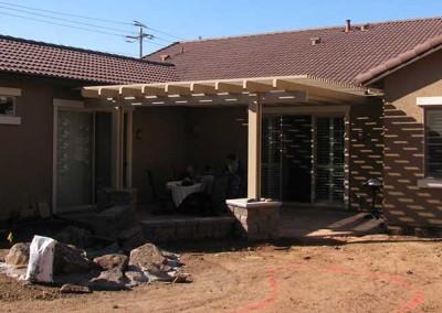 Backyard Renovation Sacramento - During (2)